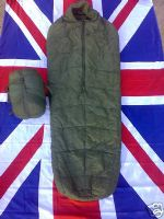 EX MILITARY ARMY SURPLUS ARTIC SLEEPING BAG (THE BOMB)
